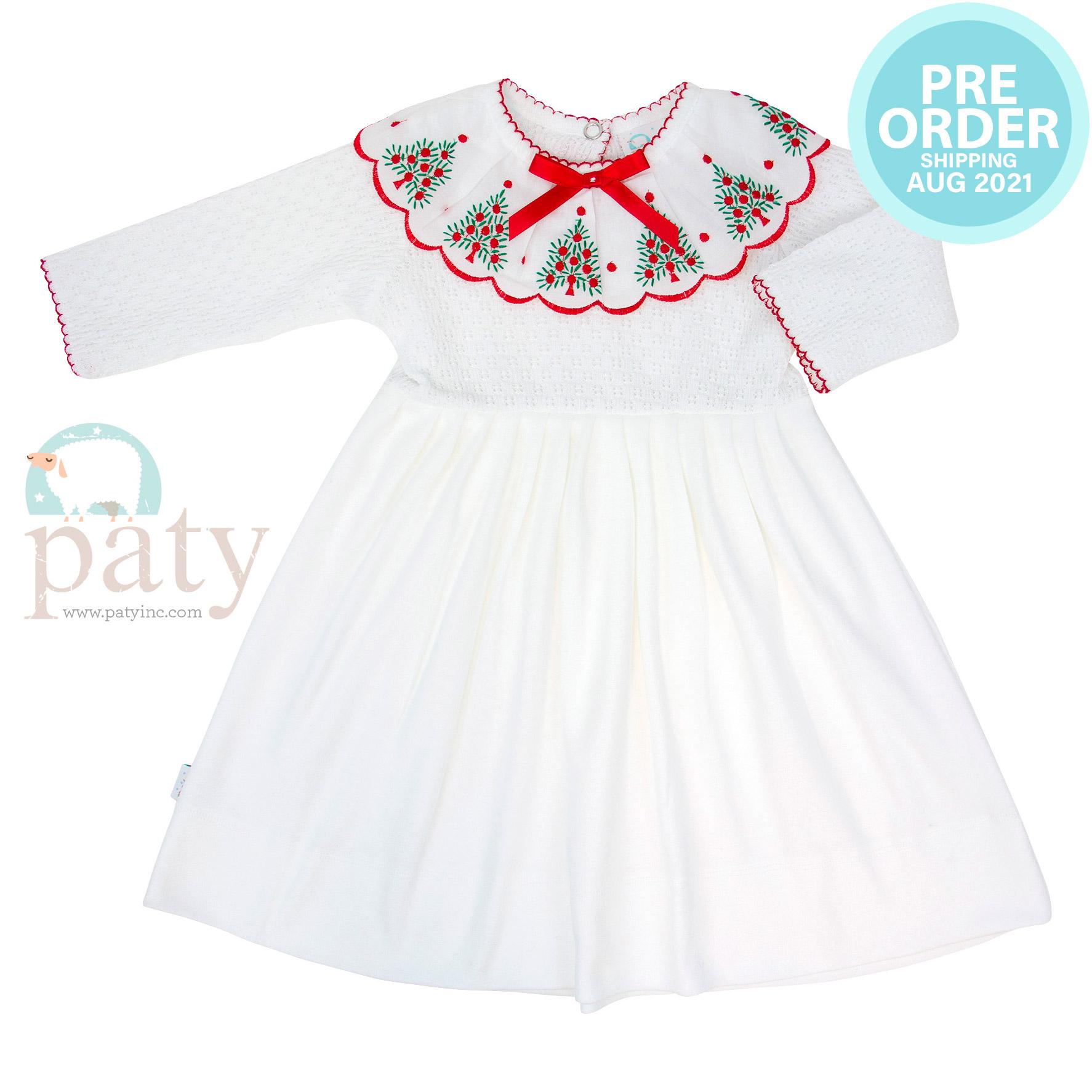 Preorder Swiss Tree Dress