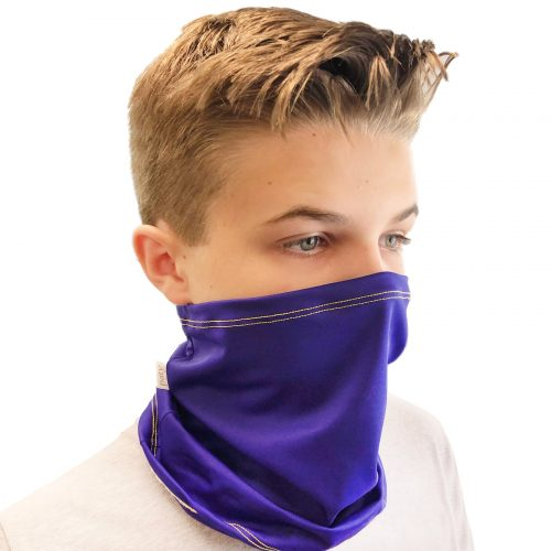 Carter Neck Gaiter - Purple