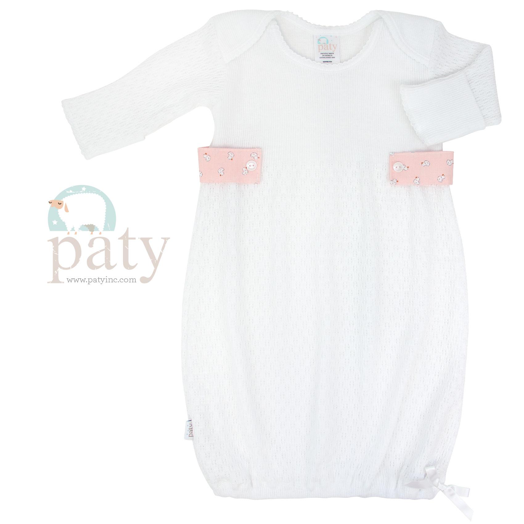 Baby Duck Gown