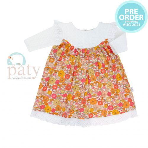 Preorder Floral Dress