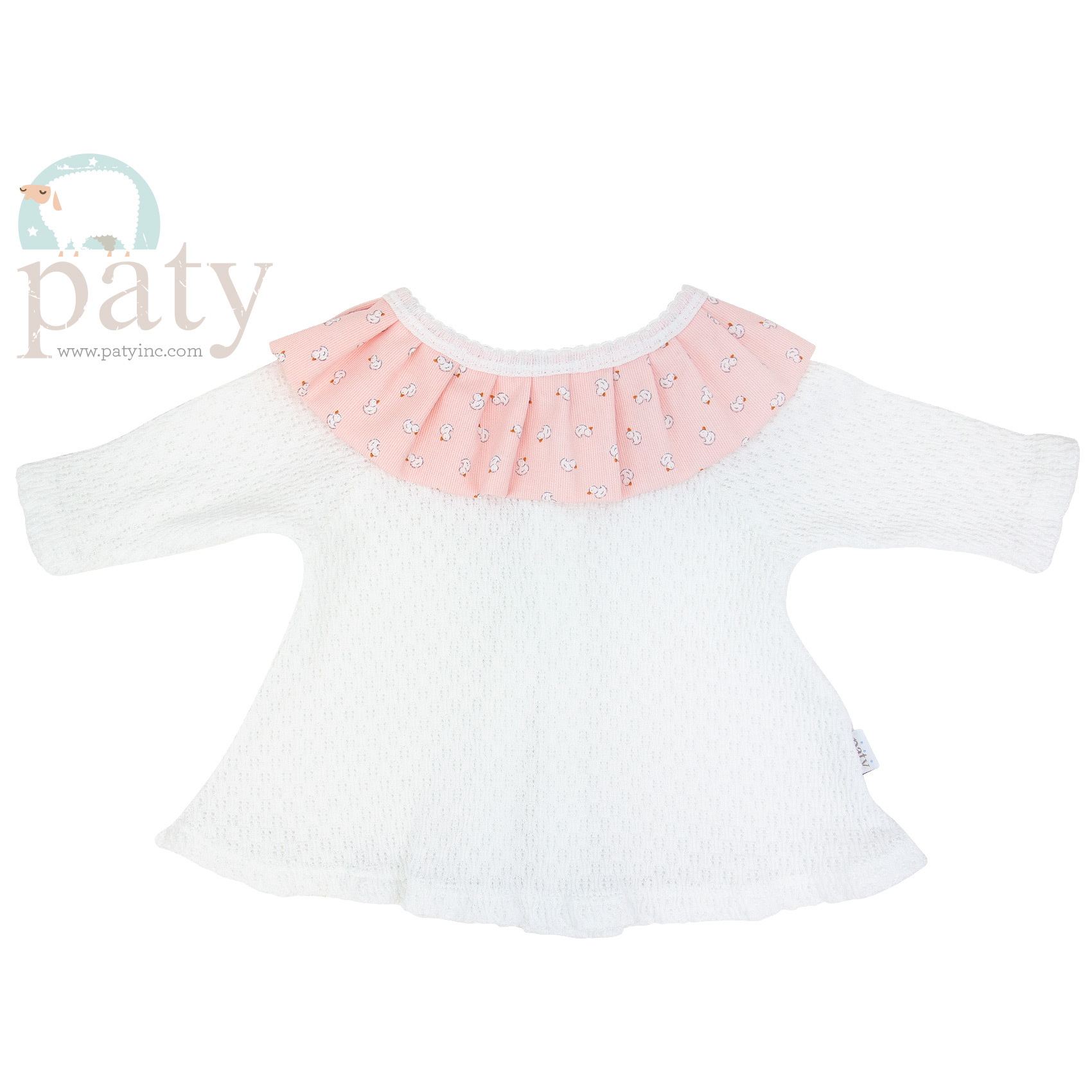 Paty Baby Duck Sweater Back