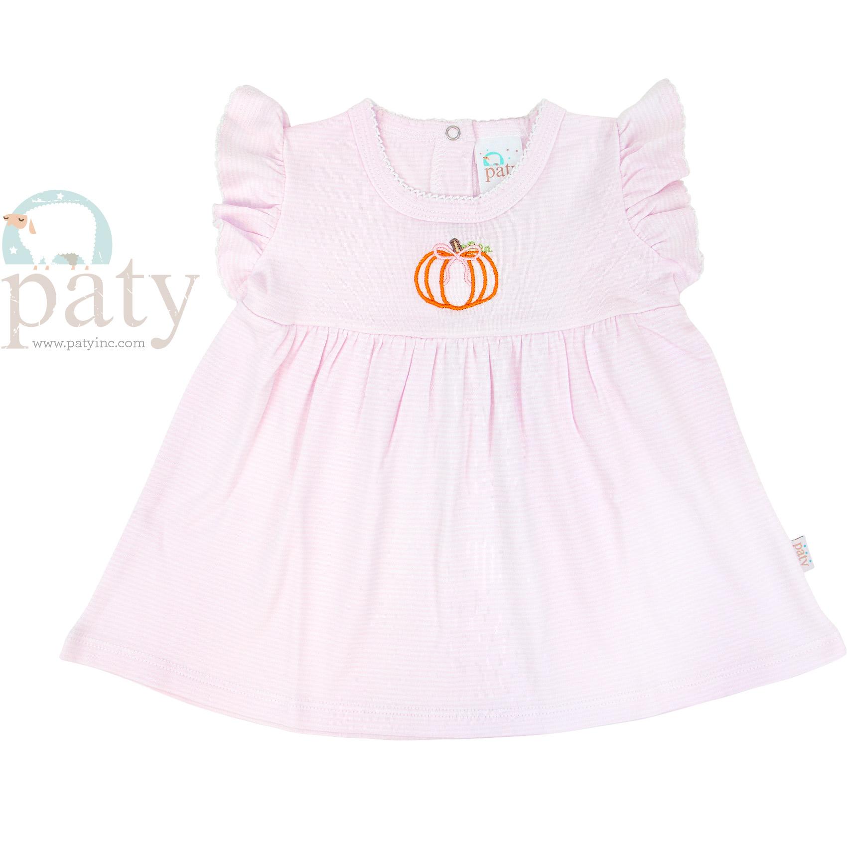 Paty Pumpkin Dress
